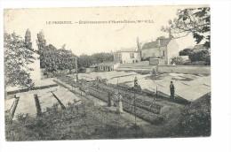 Le PERREUX - 94 -  Etablissement D'Horticulture ; Maison  Kill  Carte Animée - Le Perreux Sur Marne