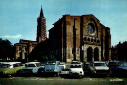 TOULOUSE - Basilique Saint-Sernin - Toulouse