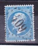 GC 409 BEAUVOIR S NIORT S/ No 22 - 1849-1876: Periodo Classico