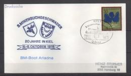 Enveloppe Allemagne  Oblitéré - BRD