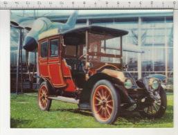 Luzern - Verkehrsmuseum / Musée Suisse Des Transports - Renault 1908 & FFA N-20 - Carte 3D - Musées