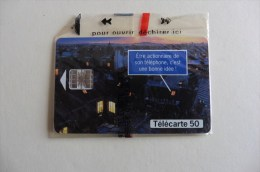 Télécarte Neuve Sous Blister 50 U : être Actionnaire De Son Téléphone - 600 Agences
