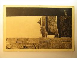 Carte Postale Saint Malo Le Chateau Vu Du Fort National (non Circulé ) - Saint Malo