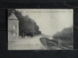 F01 - L´Isle-Adam - Les Tilleuls Du Chateau De Stors - 1919 - L'Isle Adam