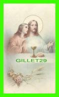 IMAGES RELIGIEUSES - JÉSUS DEVANT LE PAIN ET LE VIN - KGO No  60/1 - ÉCRITE EN 1943 - - Images Religieuses