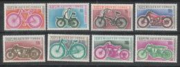 CONGO   BRAZZAVILLE    1969    **  MNH   MOTOS - Mint/hinged