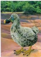 Carte Postale - Maurice -  Mauritius -le Dodo à Chamarel Sur La Terre 7 Couleurs - Maurice