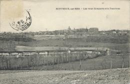 Montreuil Sur Mer - Les Vieux Remparts Et Le Panorama - Montreuil