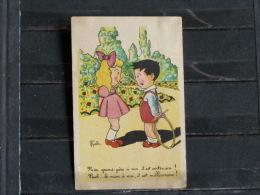 F01 - Illustrateur R. Gab - Enfants - Humour -  Mon Grand Pere, Il Est Centenaire ... - 1947 - Illustrators & Photographers