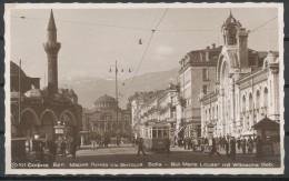 Bulgarien -   Sofia, Bul. Marie Louse Mit Witoscha - Bulgaria