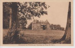 CPA Ernemont-la-Villette Par Gournay-en-Bray (vue Du Château) - Autres Communes