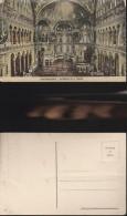 4252) TURCHIA CONSTANTINOPLE COSTANTINOPOLI INTERIEUR INTERNO S. SOPHIE SOFIA NON VIAGGIATA 1910 CIRCA - Turchia