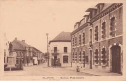 BLATON - MAISON COMMUNALE. / Edit. F. Assoignons - Bernissart