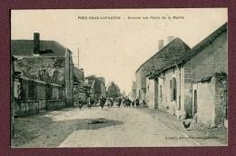 """PREZ-SOUS-LAFAUCHE  (52) : """" GRANDE RUE - PLACE DE LA MAIRIE """" - Autres Communes"""
