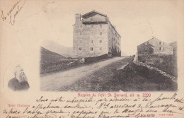 HOSPICE DU PETIT SAINT BERNARD 1902 - Italia