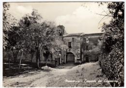 MAZZARINO - CONVENTO DEI CAPPUCCINI - CALTANISSETTA - 1963 - Caltanissetta
