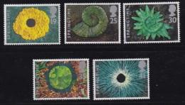UK, 1995, Mint Never Hinged Stamps , Spring, 1549-1553, #1058 - 1952-.... (Elizabeth II)