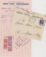 Montagnana 1941 - Pubblicitari