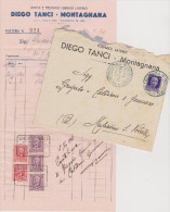 Montagnana 1941 - 1900-44 Vittorio Emanuele III