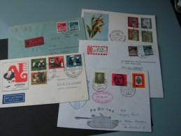 == Germany , Briefe Lot  5 Stück ,  Auch Wertbrief , Feldpost - Lots & Kiloware (max. 999 Stück)
