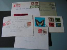 == Germany , Briefe Lot  5 Stück , - Lots & Kiloware (max. 999 Stück)