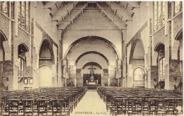 ZONNEBEKE - De Kerk - E. Desaix - Zonnebeke
