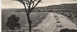 5195.   Gaeta - Distesa Di Sabbia D'oro, Corona Di Colli, Purezza Di Cielo - 1956 - Tassata Taxed - Cm. 21 X 9 - Altre Città