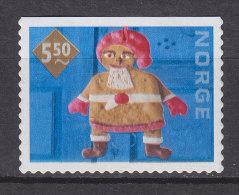 Norway 2001 Mi. 1411Do   5.50 Kr FWeihnachten Christmas Jul Noel Natale Navidad MNG - Norwegen