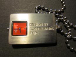 Montre Pendentif Designer Neuve * JC De Castelbajac * - Horloge: Luxe