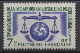 POLYNESIE - YT N° 25 - Neuf ** - MNH - Cote: 15,70 € - Polynésie Française