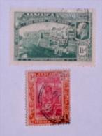 JAMAIQUE / JAMAICA    1919-23  LOT# 7 - Jamaique (1962-...)