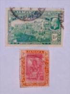 JAMAIQUE / JAMAICA    1921-23  LOT# 8 - Jamaique (1962-...)
