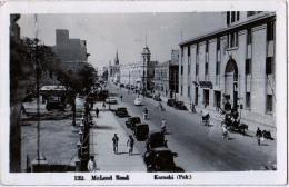 AK Pakistan  Karachi  TRANSPORT STREET ANSICHTSKARTE 1955 - Pakistan