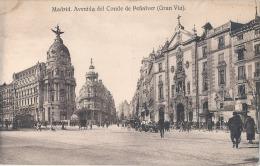 MADRID  Avenida Del Conde Penalver  - Unused/neuve TTB - Madrid