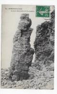 ARROMANCHES - N° 89 - LA JEUNE DEMOISELLE DE FONTENAILLES - BEAU CACHET - CPA  VOYAGEE - Arromanches