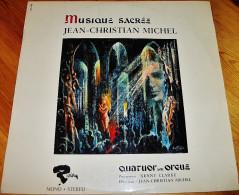Disque 33 Tours Musique Sacrée - Religion & Gospel