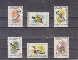 1985 - Oiseaux Mi No 4149/4154 Et Yv No 3577/3582 - Usado