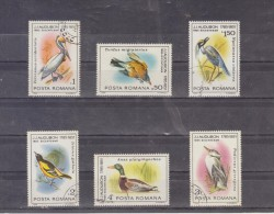 1985 - Oiseaux Mi No 4149/4154 Et Yv No 3577/3582 - 1948-.... Repúblicas