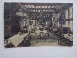 78 SAINT-GERMAIN-en-LAYE Hostellerie MAGALI 58 Rue PEREIRE Salle Du Restaurant Animée - St. Germain En Laye
