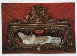 CHRISTIANITY - AK 262463 Torino - Santuario Della Consolata - Urna In Bronzo Di S. Giuseppe Calesso - Saints