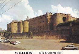 CPM - 08 - SEDAN - Château Fort - 262 - Sedan