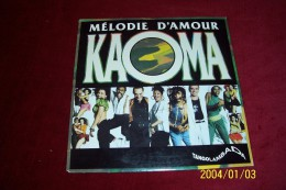 KAOMA  °  MELODIE D'AMOUR - Dance, Techno & House