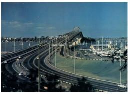(334) New Zealand - Auckland City Harbour Bridge - Nuova Zelanda