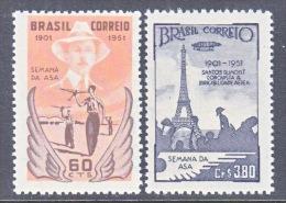 BRAZIL  713-4   **  AERO  WEEK - Brazil