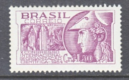 BRAZIL  777   * - Unused Stamps