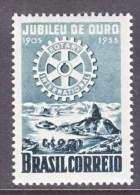 BRAZIL  817   *  ROTARY  CLUB - Brazil