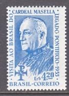 BRAZIL  827     *   RELIGION - Unused Stamps