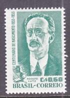 BRAZIL  830     *   MEDICINE  HEALTH - Unused Stamps