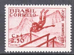 BRAZIL  847     *   SPORTS - Unused Stamps