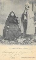 Pyrénées - Bagnères De Bigorre - Couple De Paysans - Collection Sajous - Europe